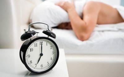 Slapen is zooo lekker, als het lukt….