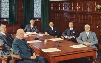 Balans in de boardroom