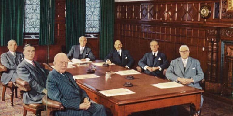 Balans in de boardroom